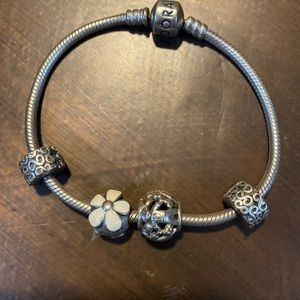 Authentic Pandora Bracelet